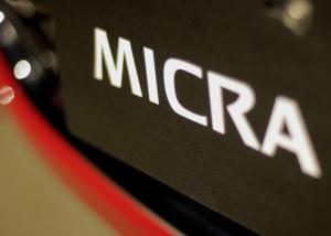 Lancement de la Micra